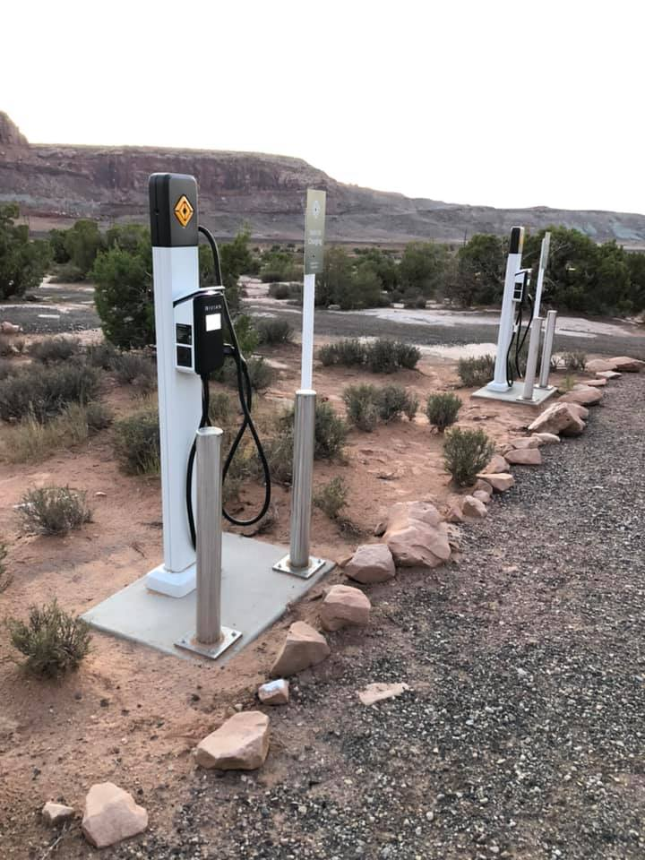 Rivian waypoint chargers spotted at Under Canvas (Moab) 2.jpg